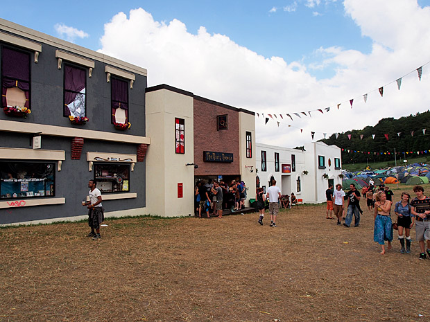 Photos From Around The Town At Boomtown Fair Festival 2012