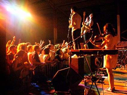 Indietracks 2008