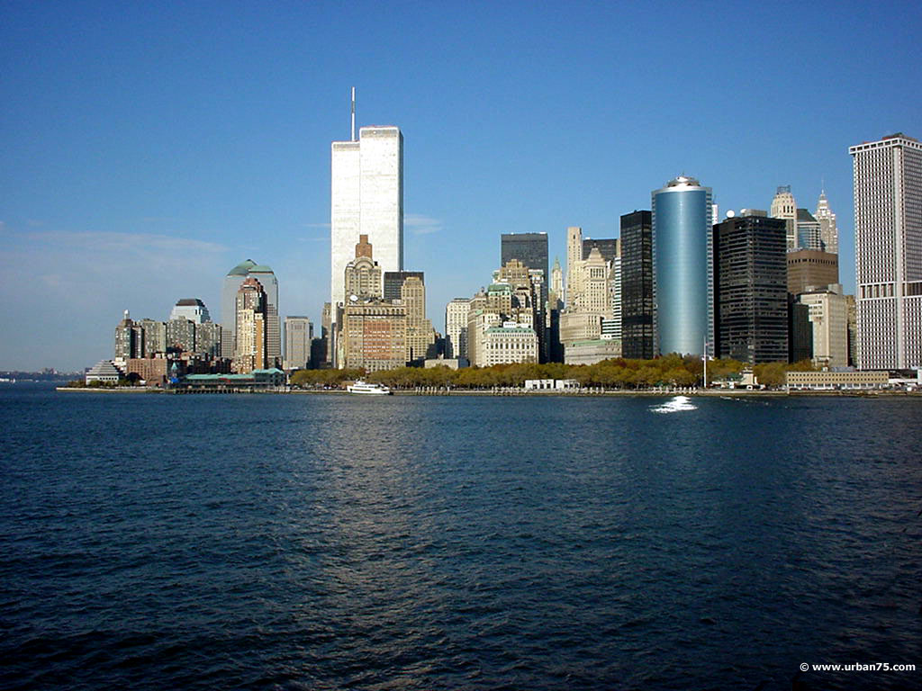 Free Desktop Wallpapers From Urban75 Feauturing Photos Of New York