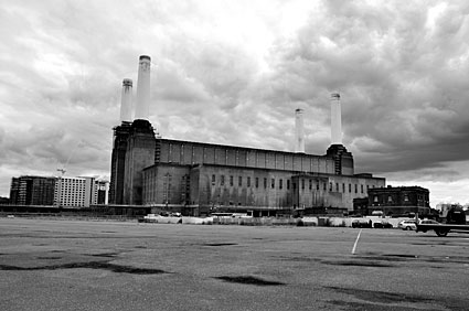 Battersea Power Station Nine Elms London Photos And