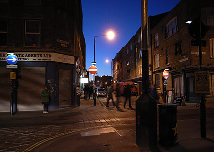 A walk through Spitalfields and Brick Lane