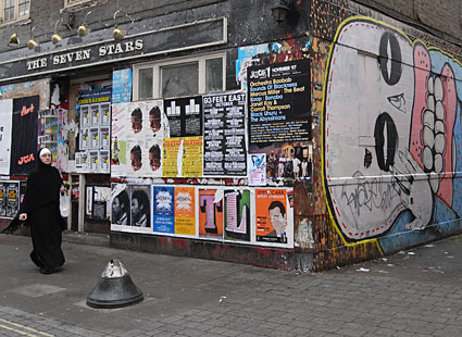 Brick Lane, East End, London