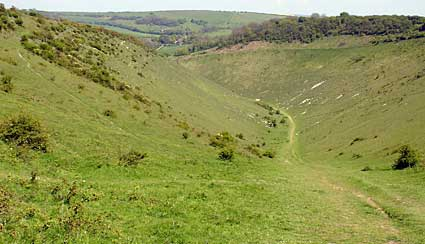 Devil's Dyke, East Sussex, England