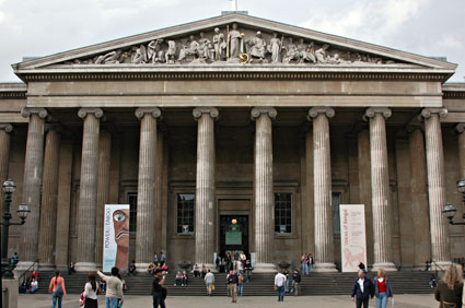 the british museum great russell street london wc1b 3dg september