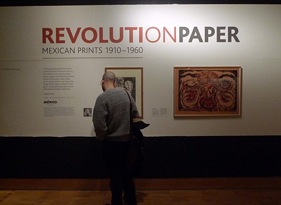 Revolution Paper, Mexican Prints at the British Museum | urban75 blog