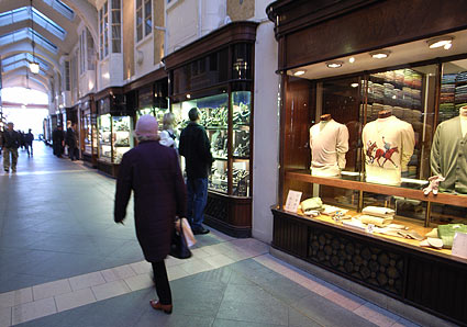 A walk around Mayfair