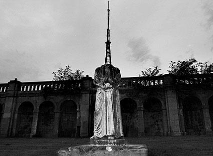 Crystal Palace Park.