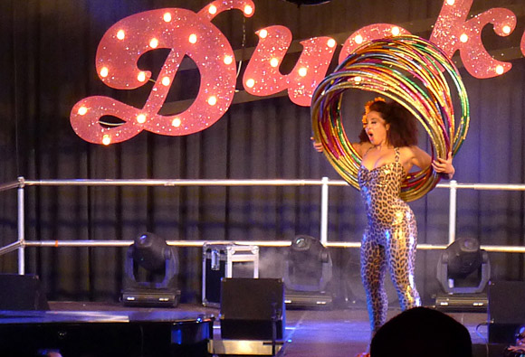 Club Duckie celebrates their 15th Birthday Party at the Southbank Centre, 10th September, 2010