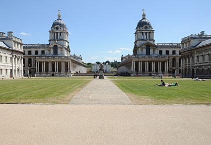 Greenwich - Naval College, Market