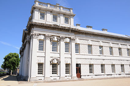 Greenwich University Queen Mary Building