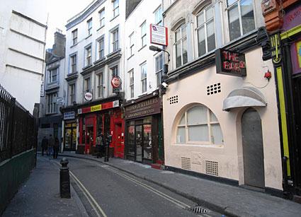 Hanway Street, London W1