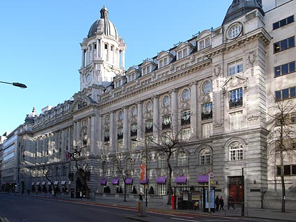 Chancery Court Hotel on High Holborn, London