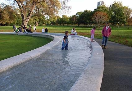 Fountain Acura on Hyde Park  London