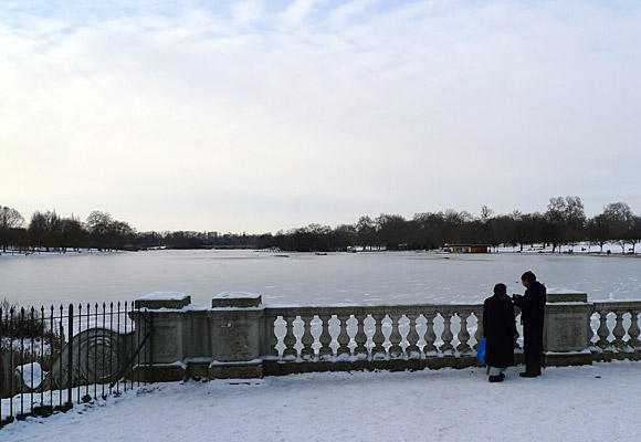 Hyde park couple looking for cocks - 2 part 5