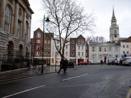 A walk around Clerkenwell