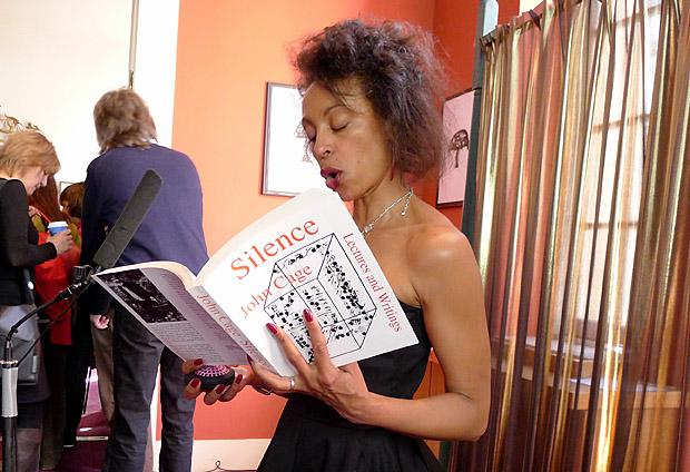 Chaos and fun at John Cage's Musicircus at ENO English National Opera, Charing Cross London, 3rd March 2012
