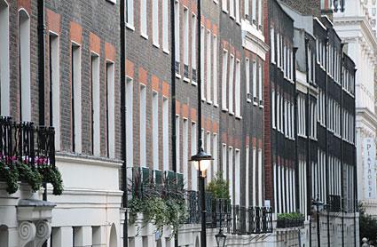 Northumberland Street.
