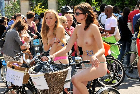 london bike Nude