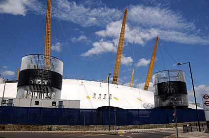 Millennium Dome, The O2