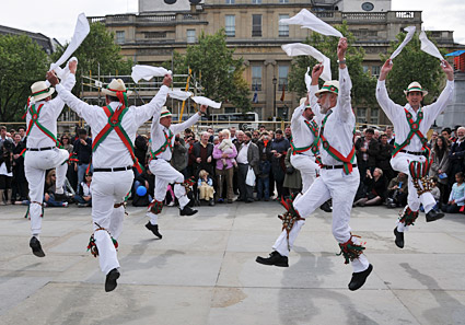 Image result for morris dancers