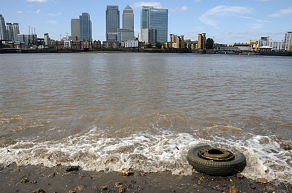Millennium Dome to Greenwich walk
