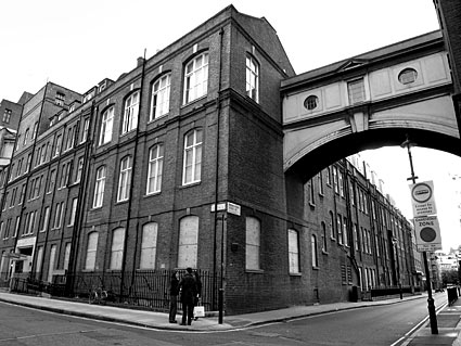 A Walk Around Fitzrovia Riding House Street And Central