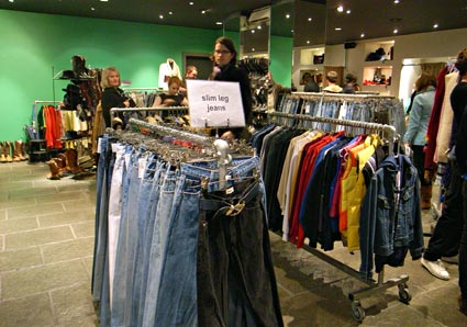 Beacon's Closet, Buffalo Exchange, and the Big Business of Selling