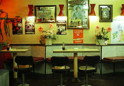 Photo Feature On The New Piccadilly Cafe Denman Street