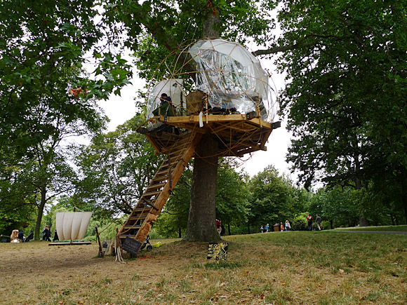 The Tree House Gallery Regent S Park Central London