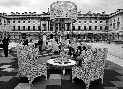 Somerset House: London's Largest Living Room