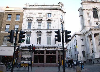 Spitalfields brick lane and sclater street walk london for Cafe le jardin bell lane london