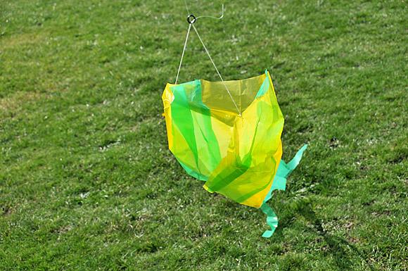 Streatham Common Kite Day, Streatham Common, Lambeth, London SW16, 10th April 2011