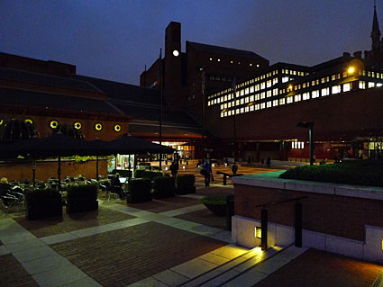 'Taking Liberties': British Library