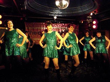 Actionettes Motown A-Go-Go