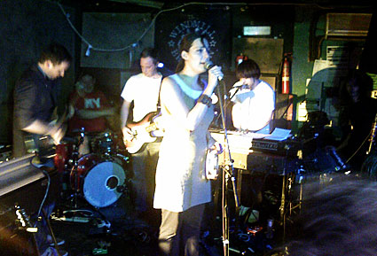 Stereolab at the Windmill, Brixton