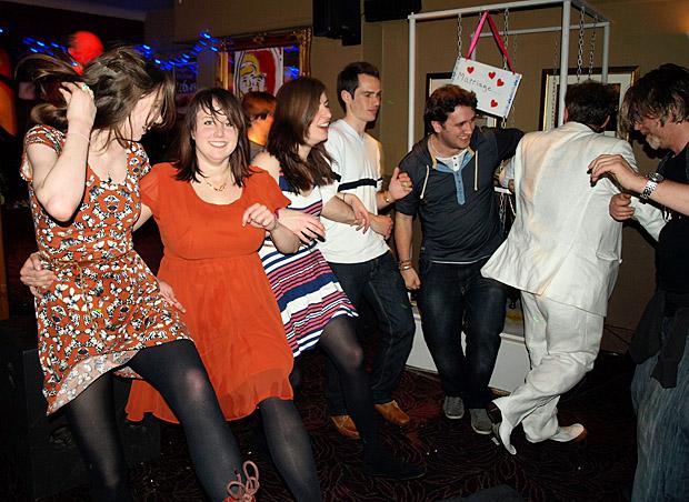 Sat 21st April 2012:  VIVA LAS VEGAS with THE ACTIONETTES! at the Brixton Offline Club, Prince Albert, 418 Coldharbour Lane, Brixton, London SW9
