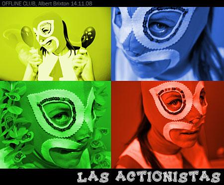 LAS ACTIONISTAS