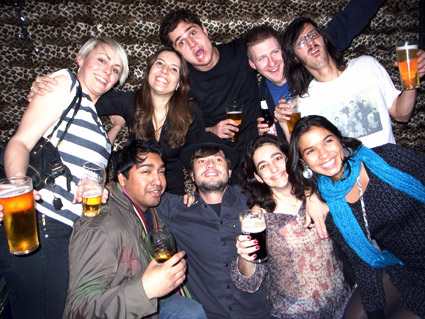 Offline goes Brazilian with rockers Ocio plus, DJs and more, Prince Albert, ColdharbourLane, Brixton, London, SW9, Friday 5th March 2010