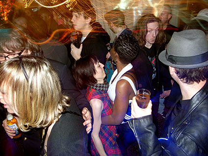 Offline New Year's Eve Party at the Prince Albert with I Wanna be Sedated and the Monkey Wrenches  playing live - Coldharbour Lane, Brixton, London Friday 31st December 2008