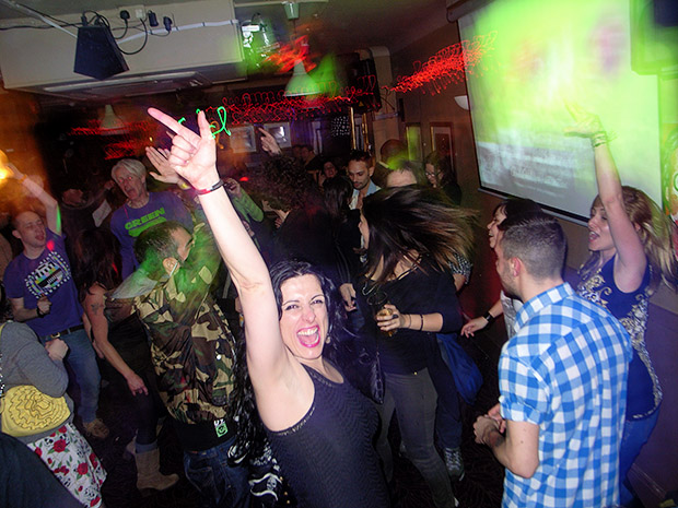Friday 5th April: Brixton party night - DJ special! at the Prince Albert, 418 Coldharbour Lane, Brixton, London SW9, with DJs playing ska, electro, indie, punk, rock'n'roll, big band, rockabilly and skiffle