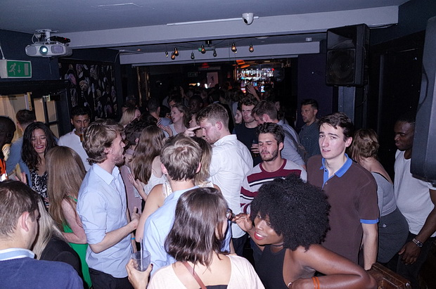 Friday 29th July 2016 Dj Night At Offline Club Upstairs