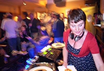 Offline rock and roll special, Prince Albert, Coldharbour Lane, Brixton, London 10th November 2006