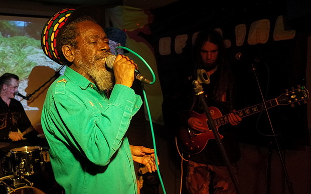 Friday 25th April 2014 Brixton Roots Rock Reggae Party