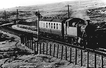 Princetown Old Railway Station Princetown Devon England Uk