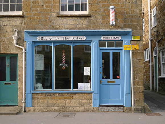 Photos of the streets, churches, architecture and sights of Beaminster ...