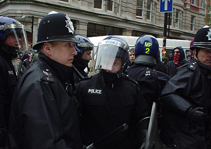 Photographing protests in the UK - advice on backing up images, streaming video and keeping your photos safe