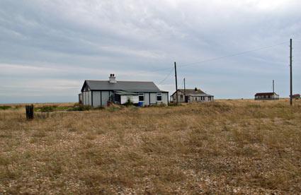 Dungeness Photos Taken Around The Windswept Village Of