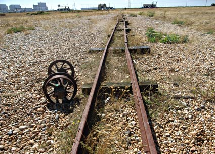 urban75 blog: Dungeness old railways, lighthouses and ...