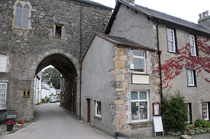 Photos of Cartmel village, South Lake District, Cumbria, England, UK