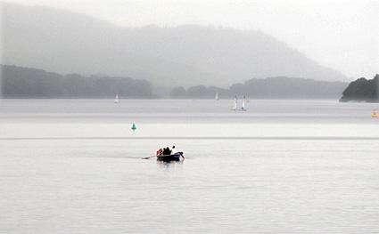 Photos of Lake Windermere, Lake District, Cumbria, England, UK